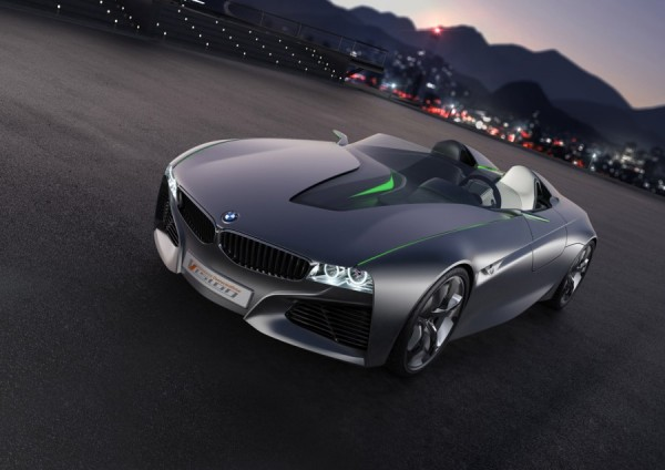 ConnectedDrive Vision by BMW