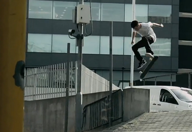 "Slam City Skates ""City Of Rats"" Trailer"