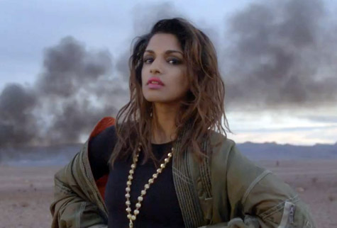 M.I.A – Bad Girls