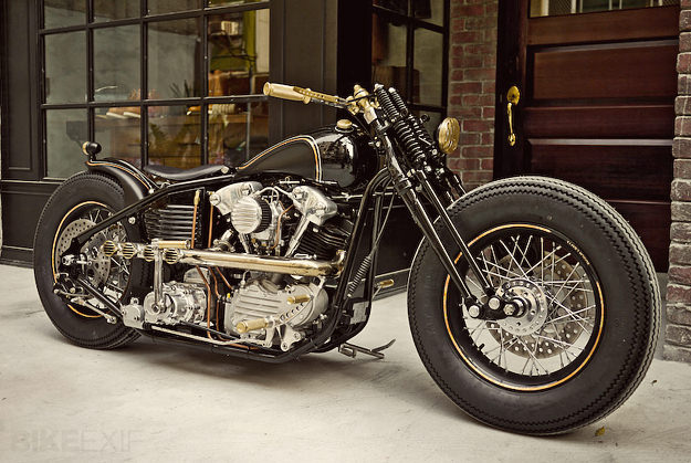 Harley-Knucklead-Custom-by-Rough-Crafts-x-Zero-Engineering-1