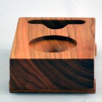 Solid wood speakers by Koostik