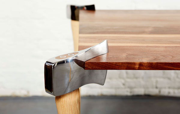 Axe Coffee Table