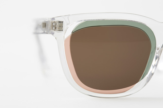Nendo designs a sunglasses collection for Camper