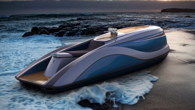 Strand Craft V8 Wet Rod Luxury Jet Ski