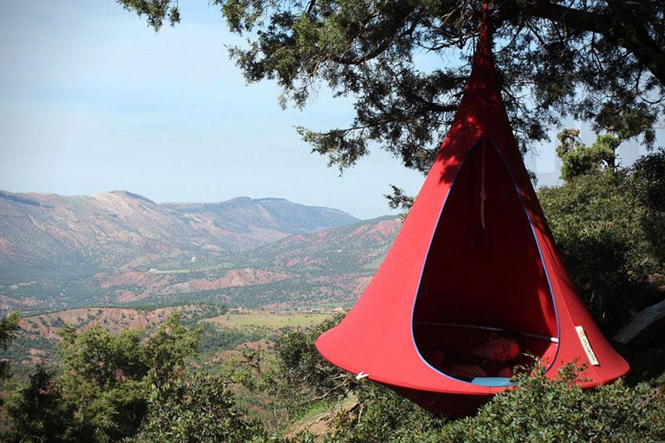 Cacoon Hanging Teepee