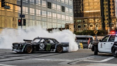 Drift Performance by Ken Block