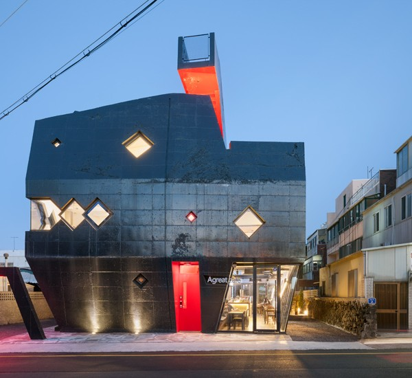 Go.mir Guest House by Moon Hoon, South Korea