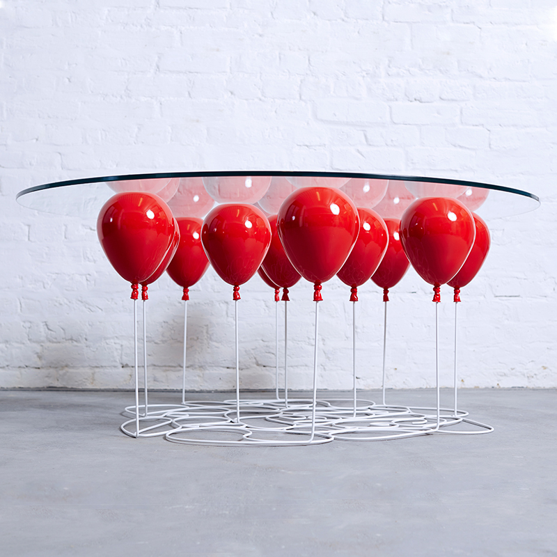UP Balloon Coffee Table