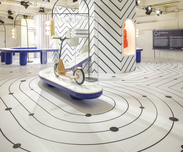 JAIME HAYON & MINI'S URBAN PERSPECTIVES