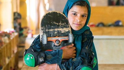 Skate Girls of Kabul