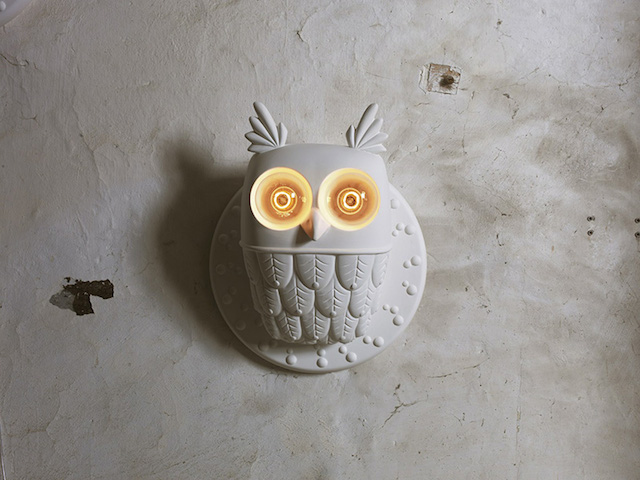 The Owl Lamp