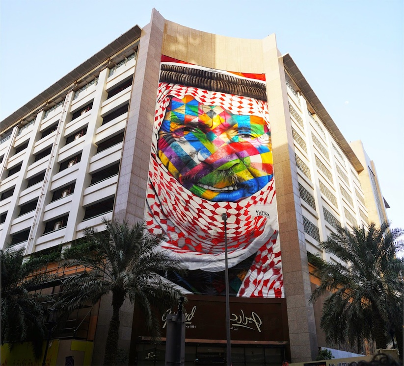 The_Bedouin_New_Mural_by_Eduardo_Kobra_in_Dubai_2015_09