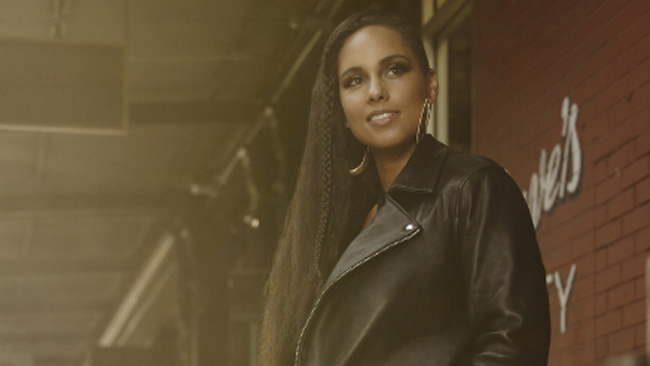 Alicia Keys for Levi's®