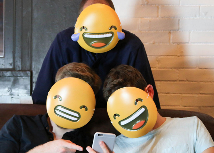 Emoji Masks by Need/Want