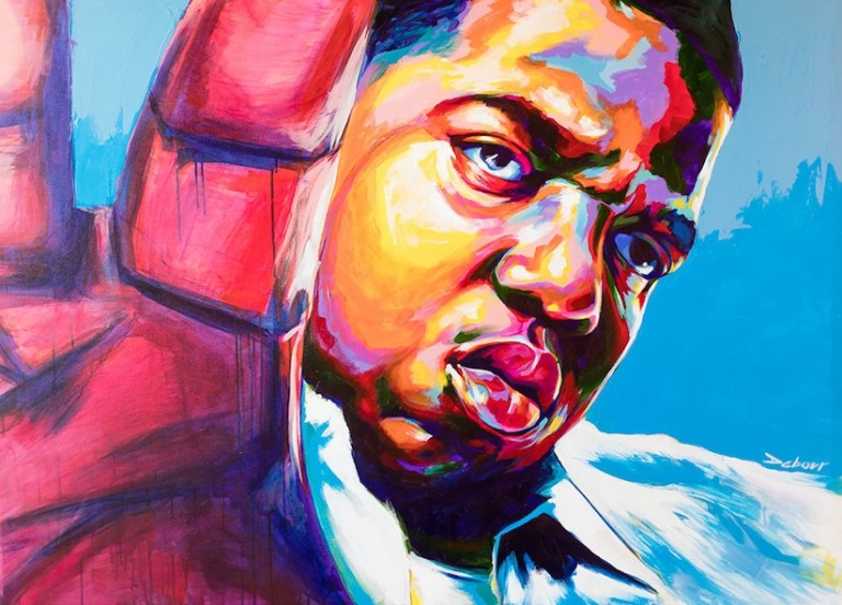 Colorful_Acrylic_Portrait_Paintings_of_Icons_from_Music_Sports_by_Artist_Thomas_Detour_Evans_2016_06-768x552